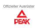 Offizieller Ausrüster: Peak