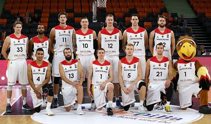 21.08.2016 Basketball Supercup