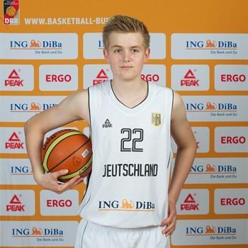 Basketball Kienbaum 31.05.2013 Deutscher Basketball Bund DBB U16 Nationalmannschaft Herren Jugend  Foto: Camera 4