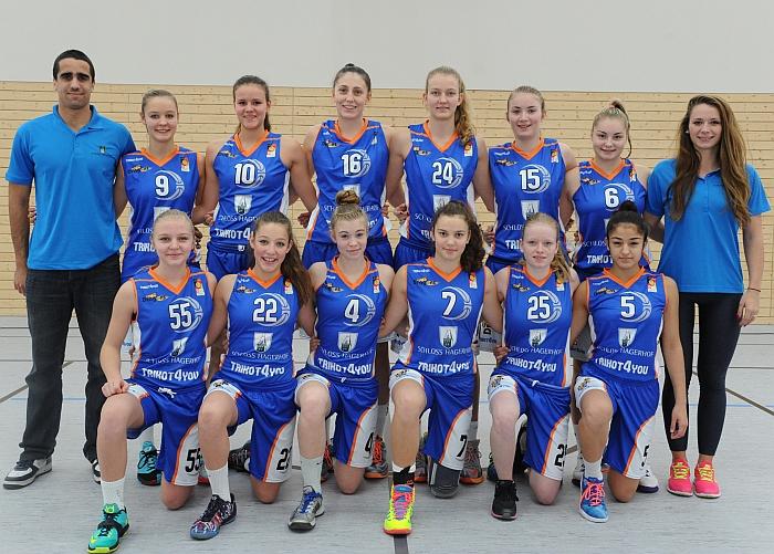 WNBL2014-15TeamfotoRhoendorfneu-700
